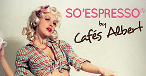 Dosettes Cafés Albert