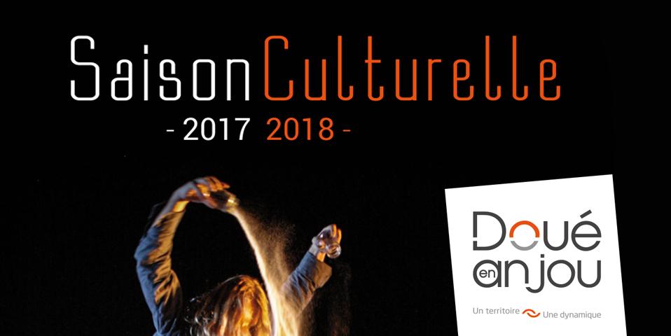 La Saison culturelle 2017/2018 à Doué-en-Anjou