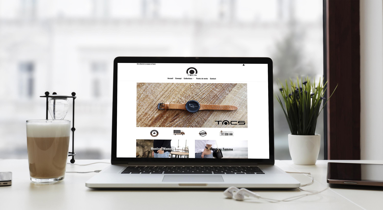 Site officiel de la marque TACS en France