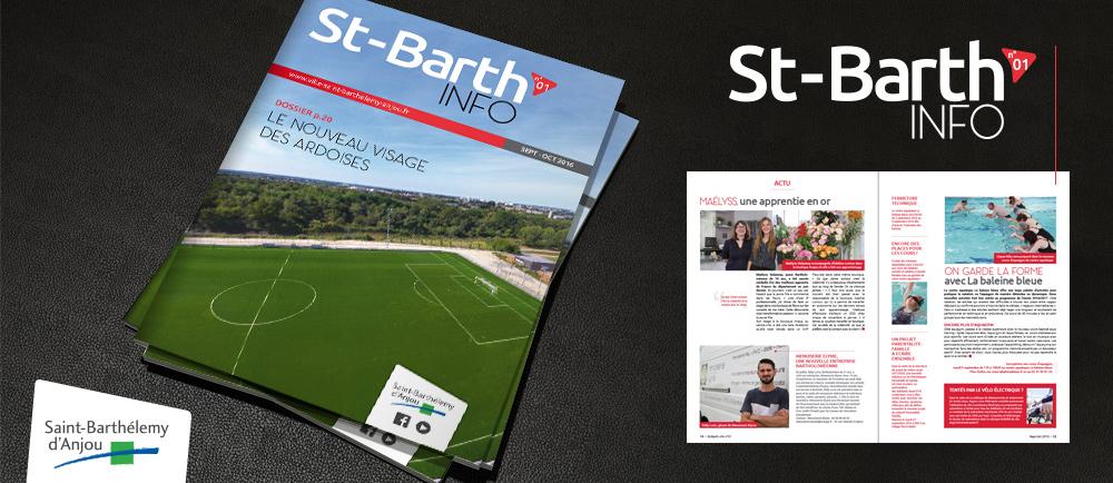 Saint Barth : un nouveau magazine !
