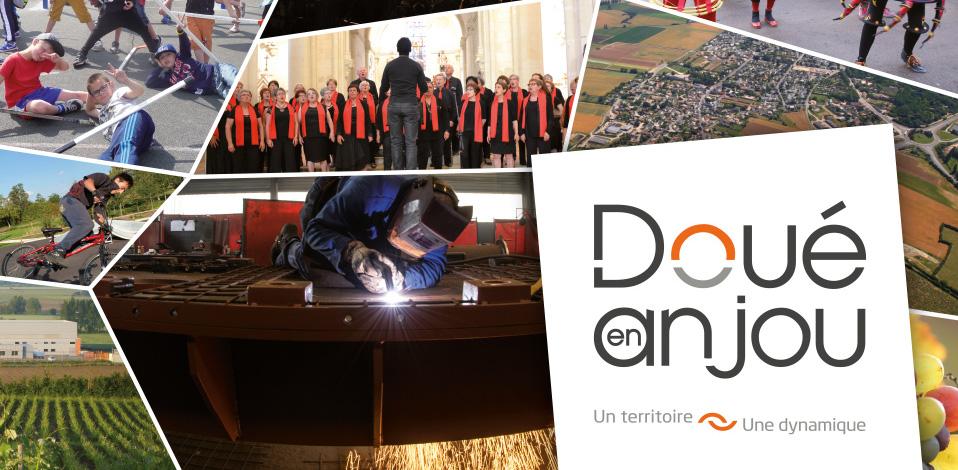Commune Nouvelle Doué-en-Anjou
