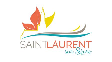 Logo St Laurent sur Sèvre