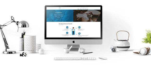Un logo et un site pour Trois Cent Onze