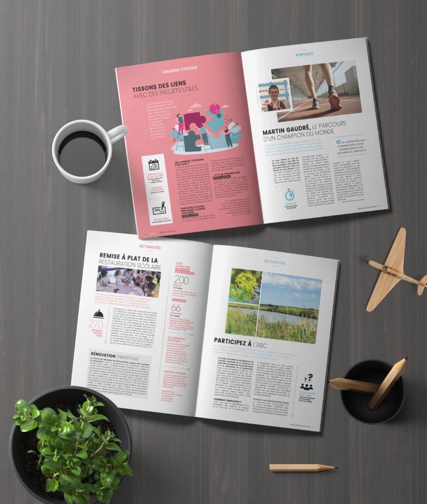 Magazine Machecoul Intérieur
