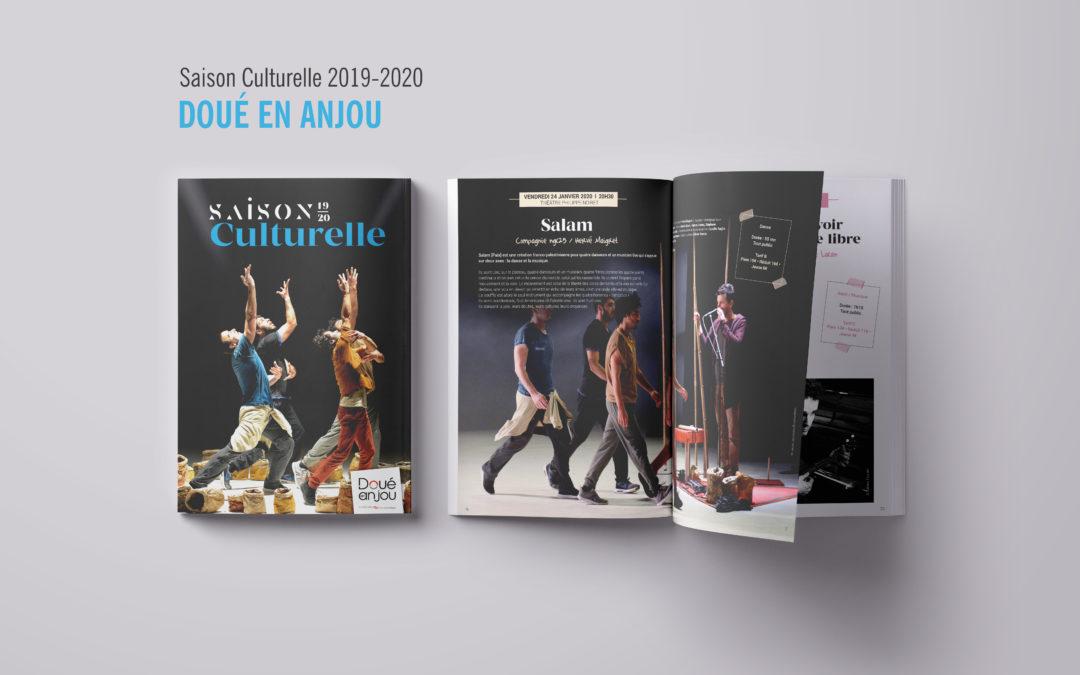 Une nouvelle brochure culturelle