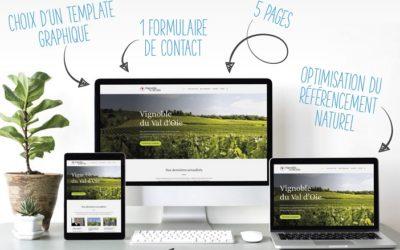 La création de site internet pour viticulteur