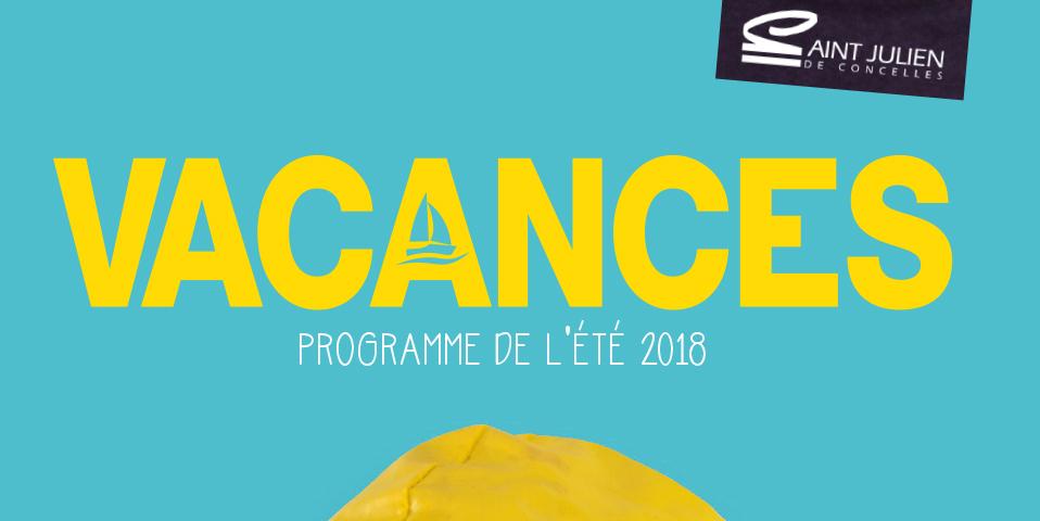 Vacances jeunesse à Saint-Julien-de-Concelles