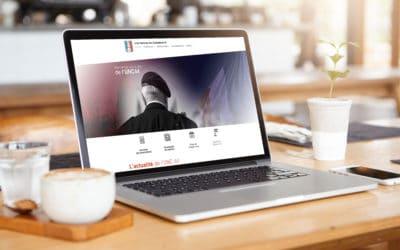Un site web tout neuf pour une image modernisée !