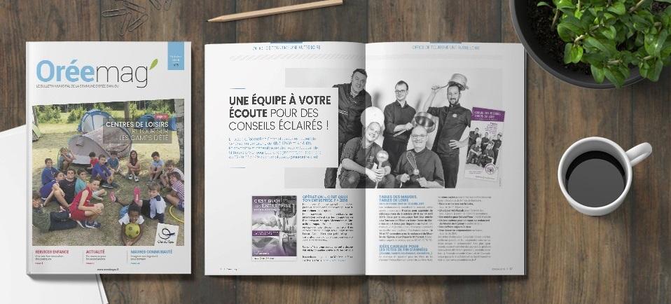 Bulletin Municipal Orée Mag