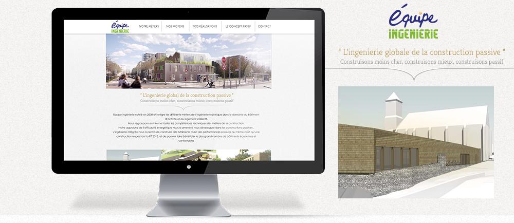 site internet responsive et administrable equipe ingénierie 49