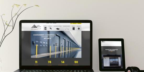 Un site ergonomique et responsive pour Défi Fermetures
