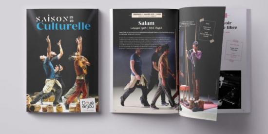 Une nouvelle brochure culturelle pour Doué en Anjou