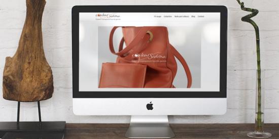 Un joli site pour des sacs en cuir CouleurSedona