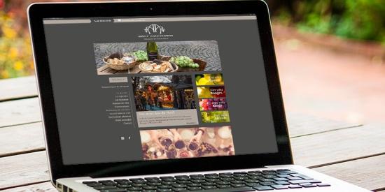 Un site web pour Morille-Luneau Vigneron