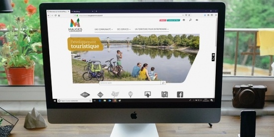 Un nouveau site web pour Mauges Communauté