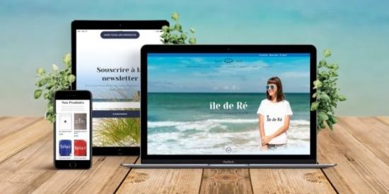 Un site web pour Retais.net