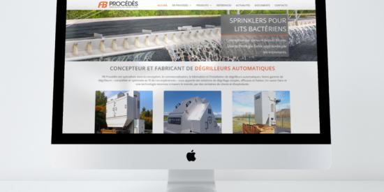 FB Procédés à Ste Luce sur Loire