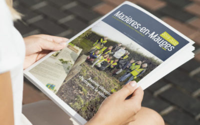 Un nouveau bulletin pour Mazières en Mauges