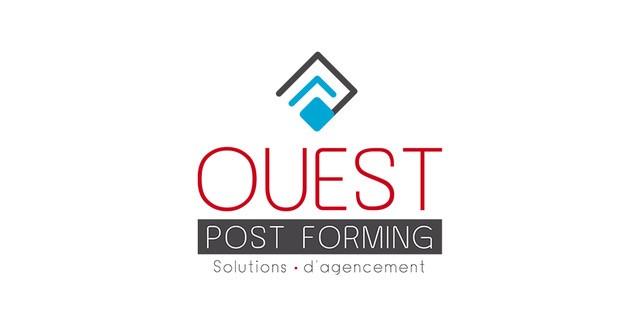 Un création d'un nouveau logo pour Ouest Post Forming