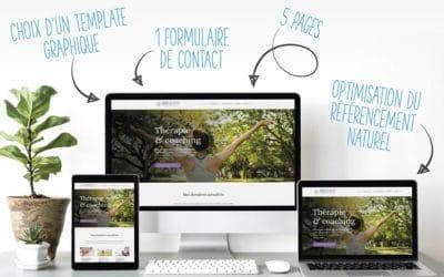 La création de site internet pour thérapeute à Cholet
