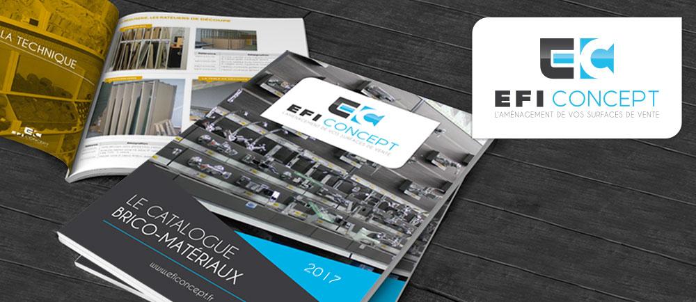Un nouveau catalogue pour EFI Concept
